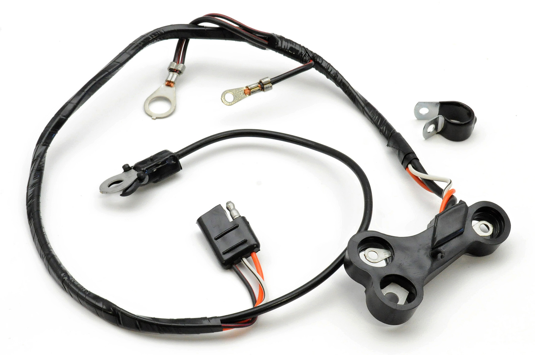 Wiring Harness Alternator : Critter creek cougar restorations alternator wiring harness