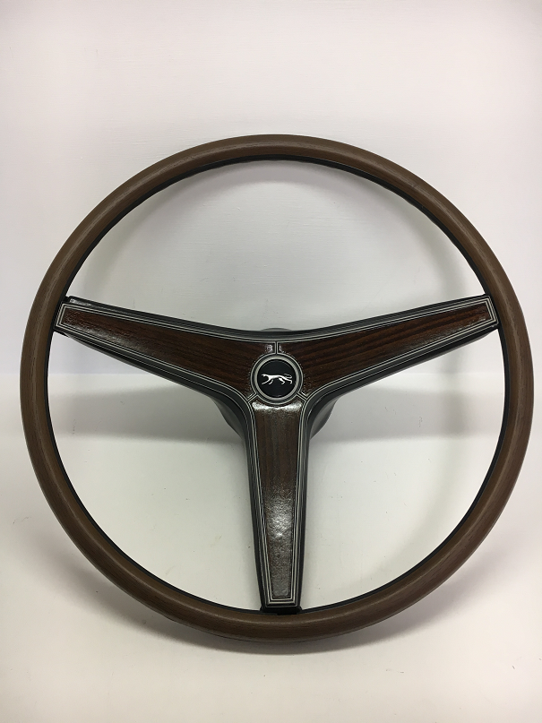 Critter Creek Cougar Restorations  U2013 Steering Wheel 1969