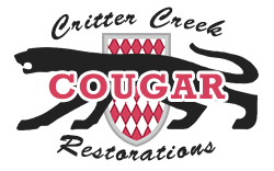 Critter Creek Cougar Restorations